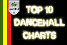 2013 Singles Chart Top 10 Dancehall Singles Jamaican Charts January 2013 Miss