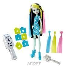 <b>Mattel</b> Monster High <b>Стильная прическа</b> Фрэнки (FDT57): Купить в ...