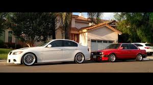 Coupe Series bmw 335i sedan : BMW 335i e90 sedan on BBS LM wheels - YouTube