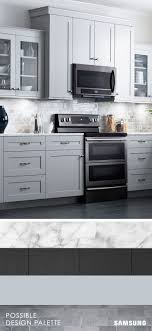 what is black stainless steel. Perfect Stainless What Does Your Dream Home Look Like Marble Countertops Neutral  Backsplash Dark Trim Whatever Ideal Combination The Black Stainless Steel Of  And Is S