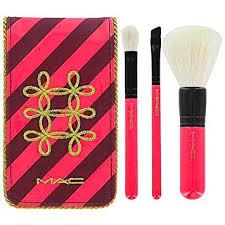 amazon mac cosmetics nuter sweet mini essential makeup brush kit beauty
