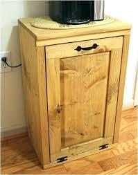 wooden garbage box wooden trash bins wooden trash bins for kitchen tilt out trash can wooden wooden garbage box