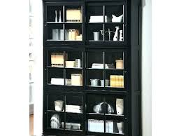 small bookcase with glass doors bookcases with glass doors glass doors source a black bookcase with small bookcase with glass doors