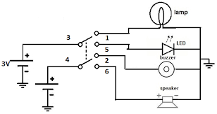 toggle switch wiring dpdt toggle switch circuit