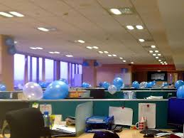 decorated office. 10 Year Celebrations - Office Space Decorated Bajaj Allianz General  Insurance Co Pune (