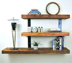 Floating Wooden Shelves Ikea