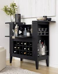 small bar furniture. Parker Spirits Cabinet At Crate And Barrel Small Bar Furniture