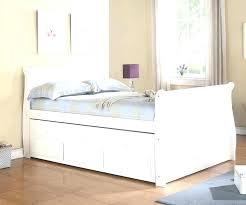 Captains Bed King King Storage Platform Bed King Size Captains Bed