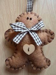 71 Best Crafts  Felt Basket And Treat Bags Images On Pinterest Easy Christmas Felt Crafts