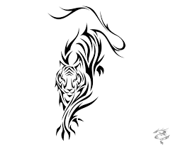 chinese tiger clipart. Brilliant Chinese Chinese Tiger Art Inside Clipart S
