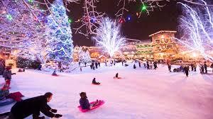 Christmas Light Displays Washington State Leavenworth Village Of Lights Leavenworth Washington