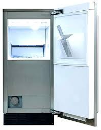 under cabinet ice maker. Kitchenaid Undercounter Ice Makers Sub Zero Maker With Drain Pump . Under Cabinet I