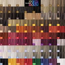 Paul Mitchell Xg The Color Shades Patchwork Paul