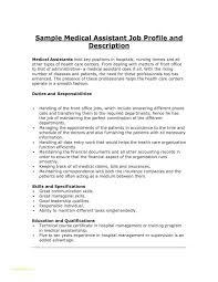 Medical Assistant Resume Samples Free Or Non Plagiarized Research