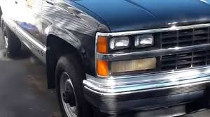 A More Detailed look at my 1988 Chevy K1500 IN HD - YouTube