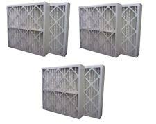 carrier furnace filters. media furnace filters merv 13 16x25x4 for carrier - case of 3