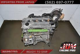 JDM Toyota 2AZ-FE Engine 2.4L Camry Solara Highlander Scion TC Rav4 ...