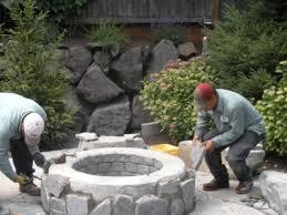 Backyard Design Landscaping Inspiration C And R Landscape Services