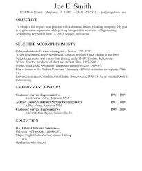 Some Samples Of Resume Show Me Resume Samples Good Resumes Examples Show Me A Good Resume