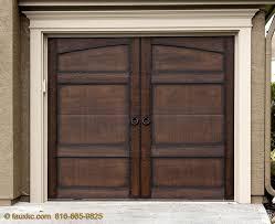 faux wood garage doors. Modren Wood Wood Faux Finish Metal Garage Doors 27  15412 Iron Horse Cir Overland  Park KS 66224 To Faux Garage Doors