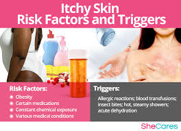 Dry and Itchy Skin | SheCares