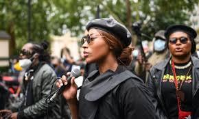 Britain's Radical Leftist Sasha Johnson Calls for 'Revolution,' 'F**k The  Police,' End to Capitalism | CNSNews