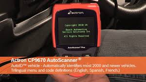 3 Best Actron Scanners Review Comparison Updated 2019