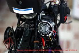 Chuyên điện xe máy - Ổ khóa Smartkey Honda - Đèn Led - Đồ chơi xe máy Chính  Hãng - 250.000đ