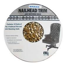 decorative nail heads for furniture. A Picture Of Our Brass Nailhead Trim Kit For Upholstery And Furniture. Save Time Decorative Nail Heads Furniture
