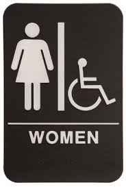 Image Amazon Image Unavailable Image Not Available For Color Women Restroom Sign Amazoncom Women Restroom Sign Blackwhite Ada Compliant 1 Amazoncom