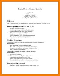 Cocktail Waitress Job Description For Resume 100 Waitress Resume Description Job Apply Form 43