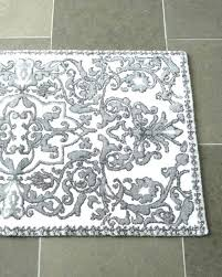 grey bathroom rug sets bath rug runner modern bathroom rugs black black and gray bathroom rugs