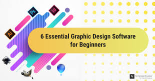 6 Essential Graphic Design Software for Beginners