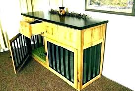 end table kennel dog crate ideas luxury crates furniture pet end table kennel double tables tab