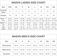 Scrubs Size Chart Maevn Size Chart Maevn Uniforms Size Chart Maevn Scrubs