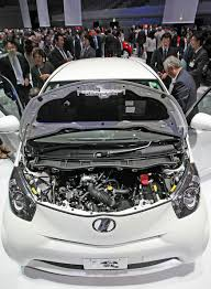 new car launches by toyotaToyota Launch New Compact Car iQ  Zimbio