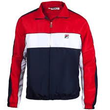 fila jogging suits. fila tall mens colorblock wind jacket jogging suits i