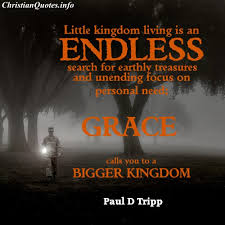 Christian Quotes On Grace Best Of Paul D Trip Quote Grace ChristianQuotes