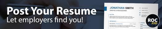resume post post a resume rocjobs com