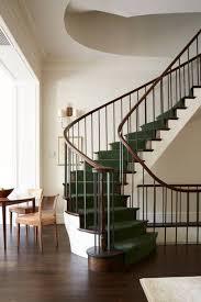 architecture houses interior. Contemporary Architecture Green Carpet Spiral Staircase  Design Ideas Inside Architecture Houses Interior