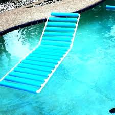 pvc chaise lounge outdoor pool cushions furniture home made lounger plans pvc chaise lounge folding chair
