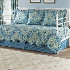 waverly moonlit shadows 5 piece daybed set reviews wayfair regarding brilliant residence 5 piece daybed bedding sets designs
