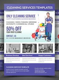Commercial Flyers Commercial Cleaning Service Flyer Template Free Templates By