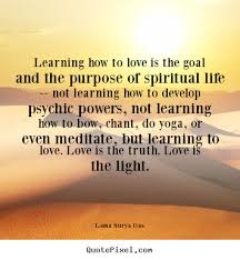 Spiritual Quotes About Love And Life