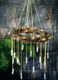 outdoor candle chandelier outdoor