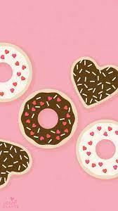 Pink Sweet Chocolate iPhone Wallpaper ...