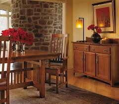 amish trestle tables