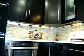 under cabinet plug in lighting. Undermount Cabinet How To Choose The Best Under Lighting Home Remodeling Contractors Design Build Installing . Plug In E