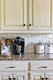 kitchen subway tile backsplash aa coming into kitchen with uncommon sense because you can see subway til