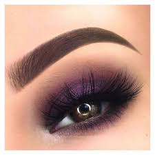 purple eyeshadow for brown eyes 24 easy pretty makeup ideas for summer â liked on polyvore